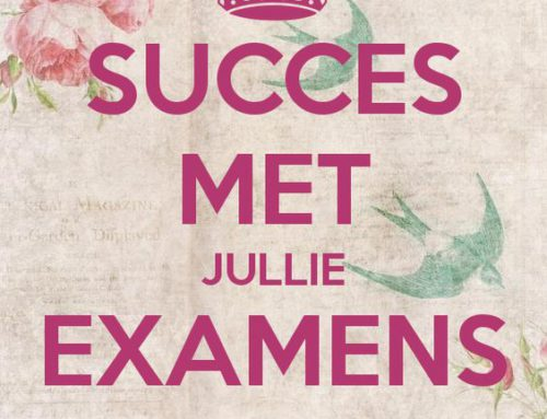 Succes met de examens!