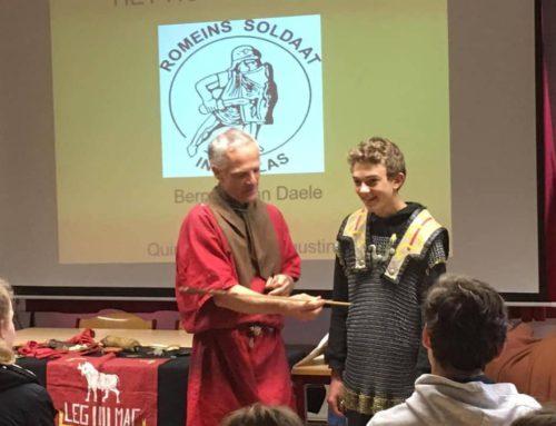 Romein in de klas